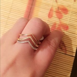 Jewelry - Brand new Gold Plated Rings Sets